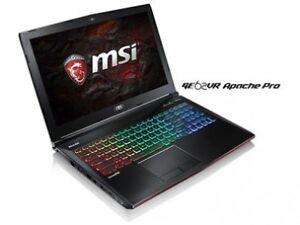 Msi Apache Pro Gaming Laptop