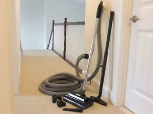 WANTED central vac hose and power head