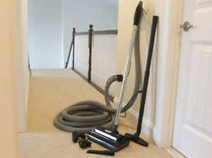 Central Vac hose, wand and power head wanted