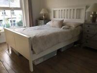 IKEA Hemnes Bed Frame (double)