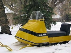 WANTED: Ski doo Olympic
