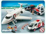 Playmobil Airplane