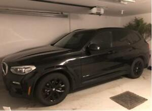 2018 BMW X3 with 26 months & $1000 cash