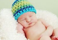 Baby photo props hats