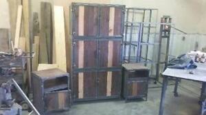 Armoire Industrielle 6 portes, Collection ÉCO-LOGIK