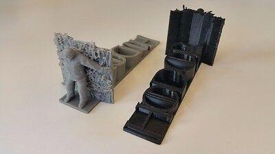Hodor, Hold The Door Stop- 3D Printed Game of Thrones Doorstop - GRAY