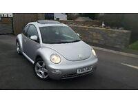 Volkswagen beetle 1,6 84k miles 10 months mot