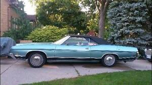 1972 Ford LTD Convertible Windsor Region Ontario image 1