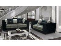 New Bella 3&2 seater sofas set