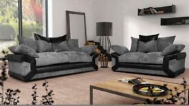 Best selling 3&2 sofas with FREE FOOTSTOOL