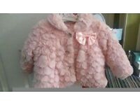 Little girls coat