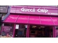 Busy Chip Shop Takeaway For Sale