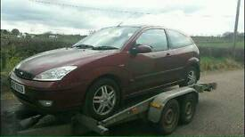 2005 FORD FOCUS 1.8 TDCI *FOR BREAKING*