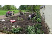 Gardening/maintenance Couple Seeking Live In/live out position Devon-Dorset