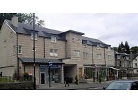 BRIDGE OF ALLAN - CENTRALLY LOCATED 2 bed FLAT TO LET