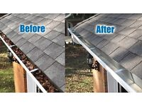 House Gutter cleaning & Window cleaning