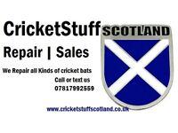Cricket bat repair service