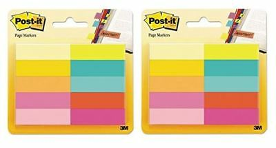 Post-it Page Markers 2-pack