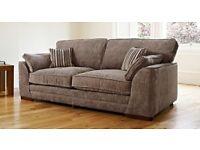 SCS Portland sofa 4 & 3 seater