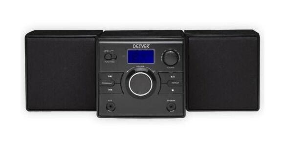 Denver MCA-210 Compact Shelf Stereo
