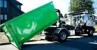 Dumpsters, disposal bins, junk removal, spring cleaning!