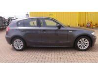 BMW 120d 1 series