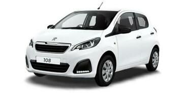 Peugeot 108 | Private Lease