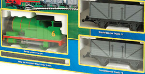 BACHMANN G-Scale Thomas' Percy & Troublesome Trucks Short Set -Loco & Cars ONLY