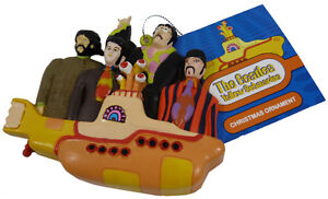 The-Beatles-Yellow-Submarine-Character-Ornament-Ideal-For-Xmas-New-With-Tag