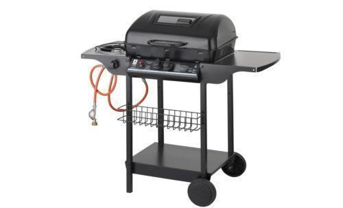 gasgrill mit seitenbrenner grills ebay. Black Bedroom Furniture Sets. Home Design Ideas