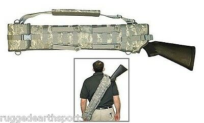 ACU Digi Camo Tactical Rifle Mossberg Shotgun Scabbard Holster Gun Case 29-33""