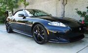 Jaguar Convertible