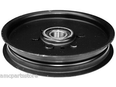 Flat Idler Pulley For John Deere AM106627