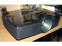 Optoma HD141x 1080p Projector Including Ceiling Mount & Extras