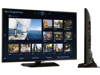 40 Samsung builtin Wifi tv with remote (ue40h5500)