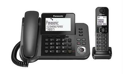 PANASONIC KX-TGF320E Corded & DECT Combo + Answer System Top Quality Handsfree