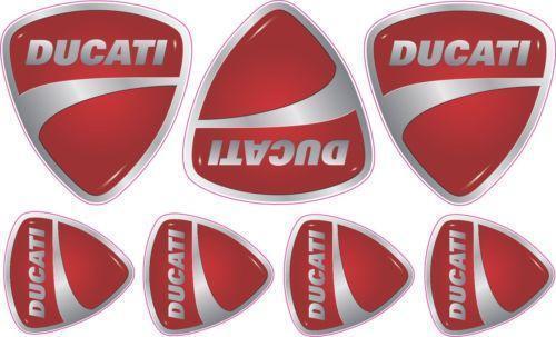 Ducati Decal EBay - Ducati motorcycles stickers