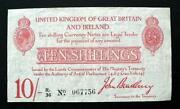 10 Shilling Banknote