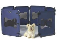 dog pen for dog or puppys ready good pen in vgc
