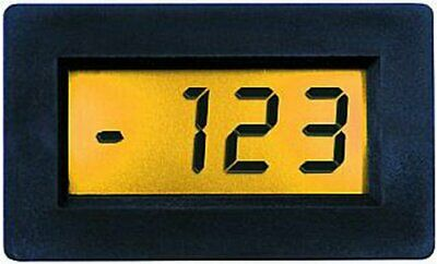 Digital Light Meter (Digital Panelmeter Voltmeter Spannungsmesser Backlight LCD-Anzeige 3,5 stellig)