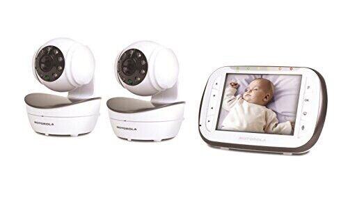 Motorola Baby Monitor MBP43BU MBP43BU-S2 MBP43BUS2