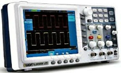 "OWON SDS5032E-V  Portable 8"" HD  Digital Storage Oscilloscope 30MHz 250MS/s +VGA"