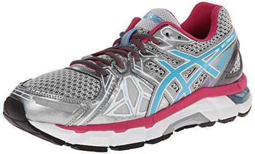 New Asics Women Gel-fortify Running Shoe Lightningturquoise T571n-9140 Sz 13