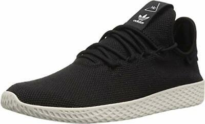 Mens Adidas Black Pharrell Williams Tennis hu Trainers Size 13