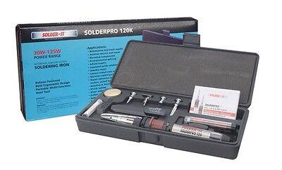 Solder It Pro120k Multi-function Butane Heat Tool Kit