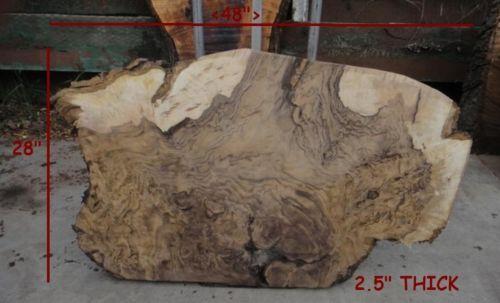 Claro Walnut Slab Lumber Ebay