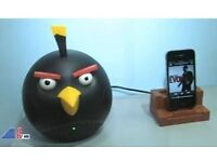 ANGRY BIRDS SPEAKER POWERFUL SUBWOOFER FOR TABLETS ,IPODS ,LAPTOPS ,MP3,ECT