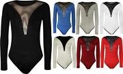 Long Sleeve Bodysuit