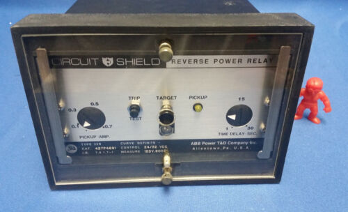 ABB Circuit Shield Type 32R, Reverse Power Relay *New*