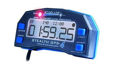 Autonomer GPS Laptimer Starlane Stealth GPS-4 Lite Twin GPS